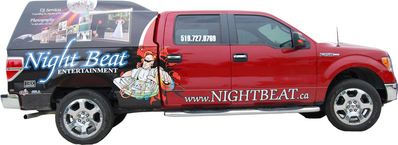 Night Beat Truck Right